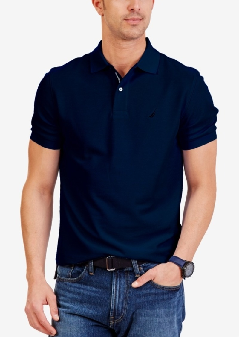 On Sale Today Nautica Nautica Mens Classic Fit Performance Deck