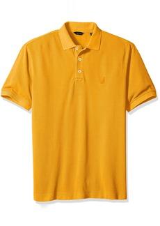 Nautica Men's Classic Fit Pique Polo Shirt  S
