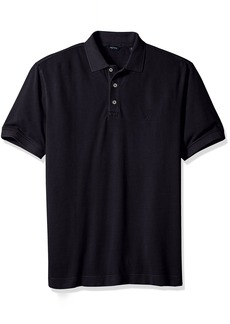 Nautica Men's Classic Fit Pique Polo Shirt  S