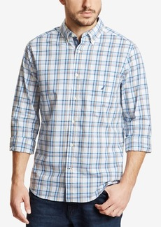 Nautica Men's Classic Fit Plaid Shirt