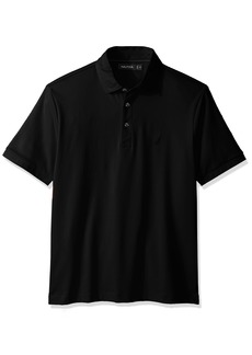 Nautica Men's Classic Fit Short Sleeve Solid Premium Cotton Polo Shirt