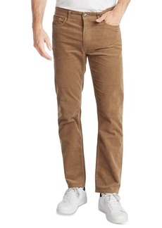 Nautica Men's Classic-Fit Straight Leg Corduroy Pants