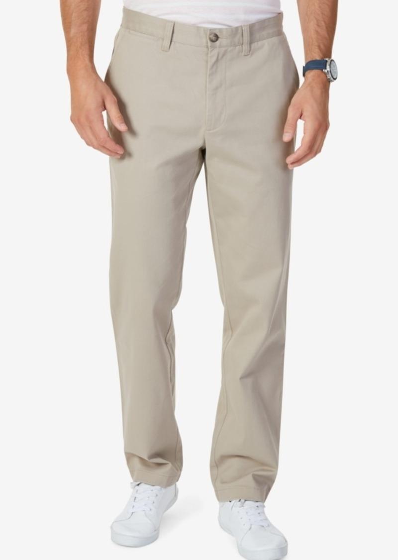 Nautica Men's Classic-Fit Stretch Deck Pants