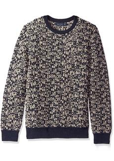 Nautica Men's Classic Jacquard Sweater  L