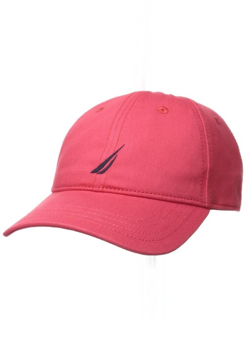 Nautica Nautica Men s Classic Logo Adjustable Baseball Cap Hat ... d48a60ce8e10