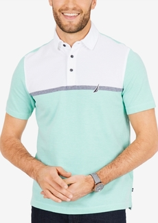 Nautica Men's Colorblocked Polo