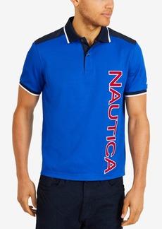 Nautica Men's Colorblocked Polo
