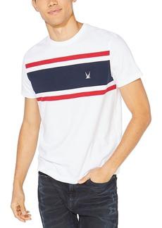 Nautica Men's Colorblocked T-Shirt