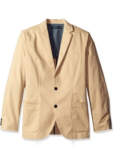 Nautica Men's Cotton Blazer  L