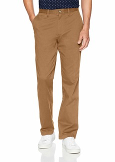 Nautica Men's Cotton Twill Flat Front Chino Pant  30W 30L