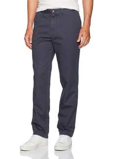 Nautica Men's Cotton Twill Flat Front Chino Pant  38W 34L