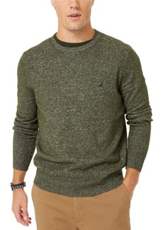 Nautica Men's Sustainable Crewneck Sweater