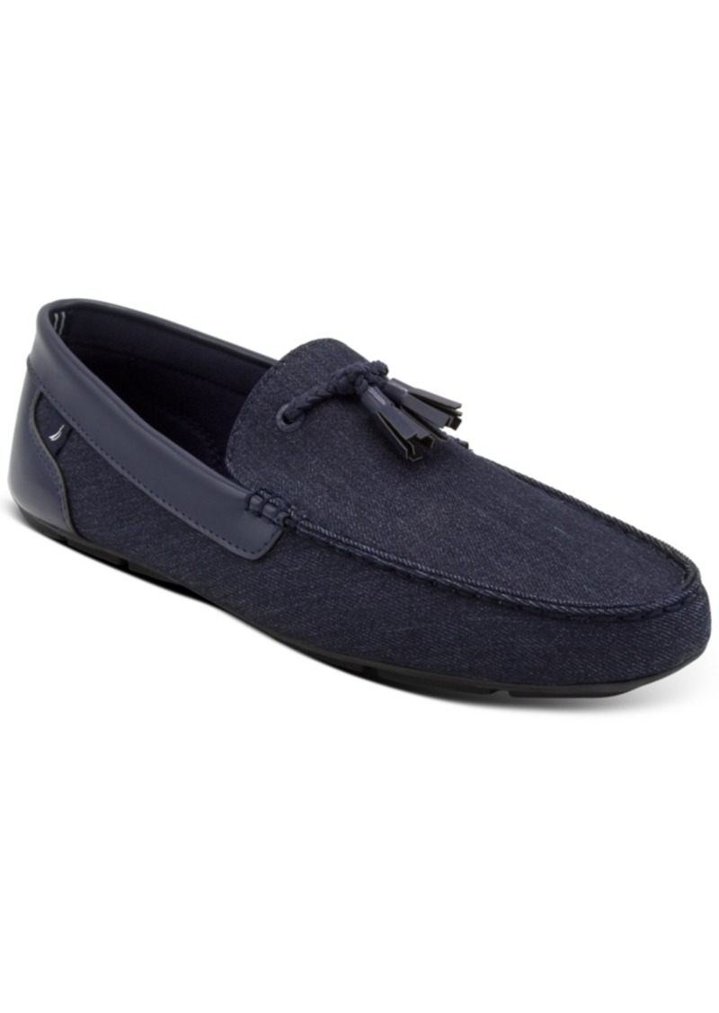 Nautica Men's Driving Moc-Toe Loafers Men's Shoes