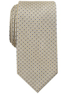 Nautica Men's Elmwood Neat Slim Silk Tie