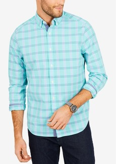 Nautica Men's Estate Plaid Shirt