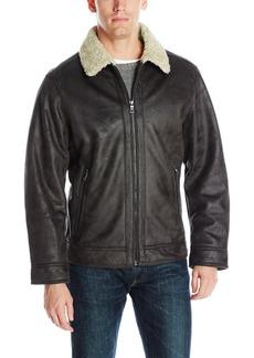 Nautica Men's Faux Sherling Jacket  XXL