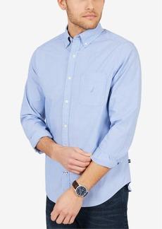 Nautica Men's Fine Striped Shirt