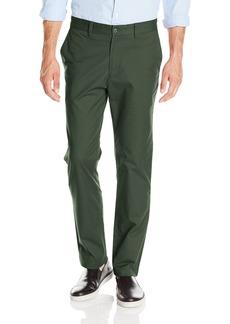Nautica Men's Flat Front Slim Fit Twill Chino Marina Stretch Pant  34x32