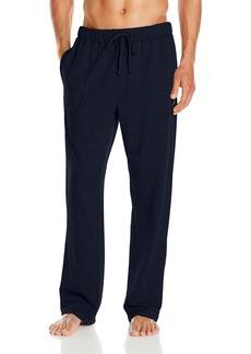 Nautica Men's French Terry Lounge Pants Navy