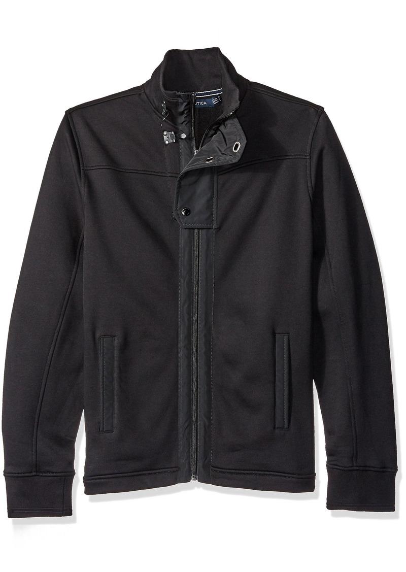 Nautica Men's Full-Zip Flap Jacket  XL