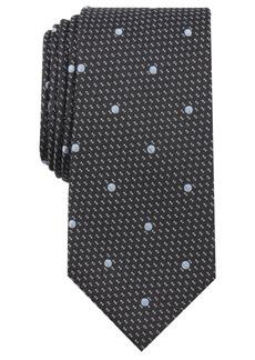 Nautica Men's Gazelle Dot Silk Tie