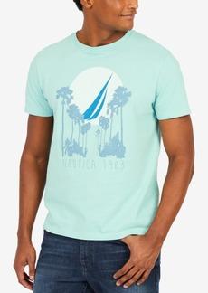 Nautica Men's Graphic-Print T-Shirt