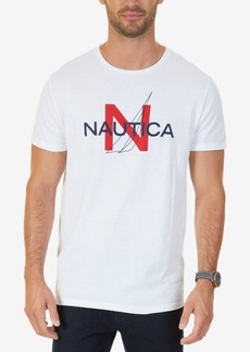 Nautica Men's Heritage Graphic-Print T-Shirt