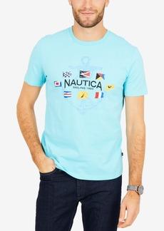Nautica Men's Heritage Sailing T-Shirt