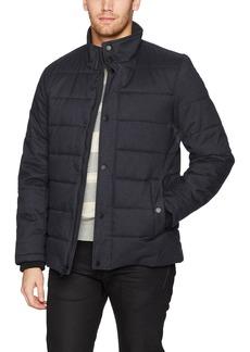 Nautica Men's Herringbone Quilted Jacket  L