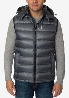 Nautica Men's Hooded Puffer Vest