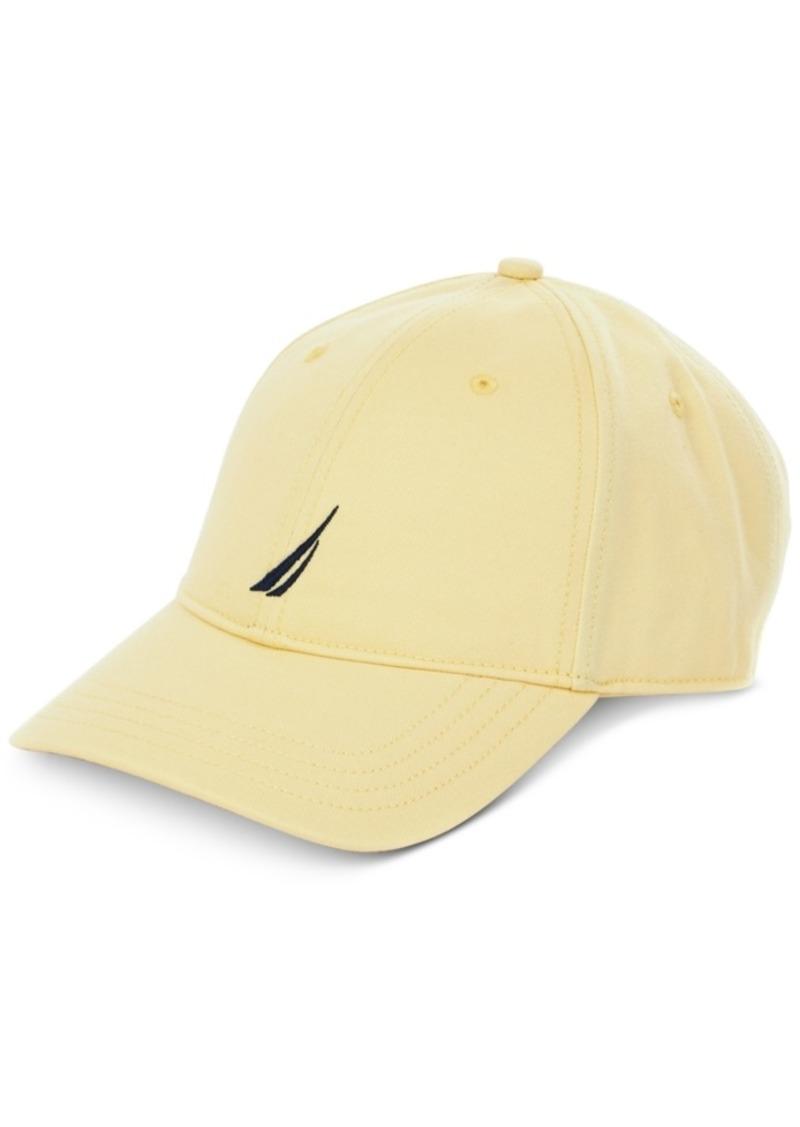 5446e3787 Nautica Nautica Men's J Class Embroidered Hat   Misc Accessories