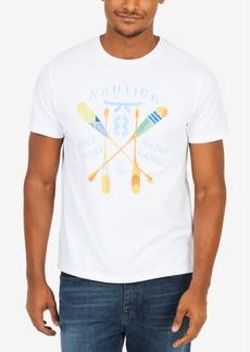 Nautica Men's Kayak Graphic-Print T-Shirt