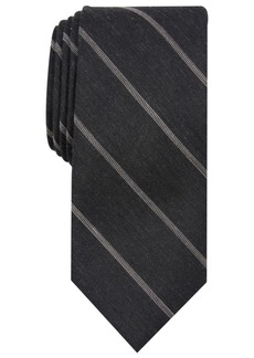Nautica Men's LaSalle Slim Stripe Tie
