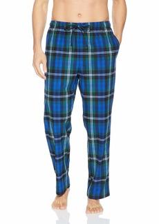 Nautica Men's Lightweight Soft Cozy Fleece Sleep Lounge Pant