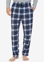 Nautica Men's Lightweight Sueded Fleece Pajama Pants