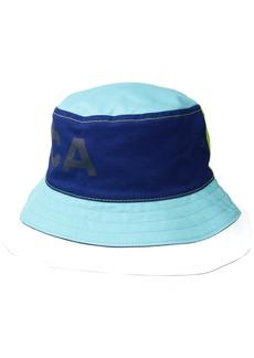 Nautica Men's Logo Bucket Hat