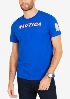 Nautica Men's Logo Graphic T-Shirt