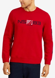Nautica Men's Logo Sweatshirt