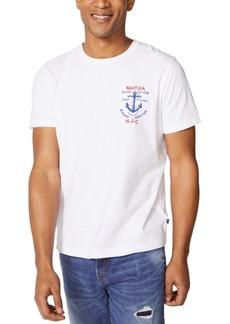 Nautica Men's Logo T-Shirt