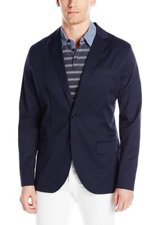 Nautica Men's Long Sleeve 2 Button Blazer