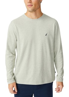 Nautica Men's Long-Sleeve Sleep T-Shirt