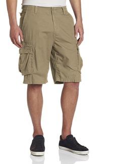 Nautica Men's Mini Ripstop Twill Cargo Short Shorts