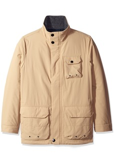 Nautica Men's Multi-Pocket Parka Jacket  M