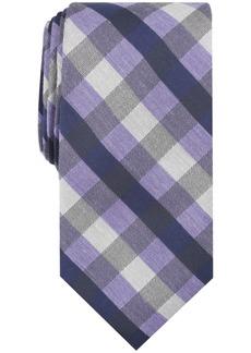Nautica Men's Murphy Check Slim Tie