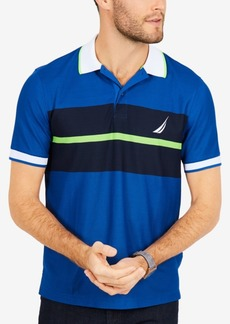 Nautica Men's Navtech Classic Fit Polo Shirt