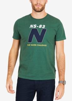 Nautica Men's Ns-83 Graphic T-Shirt
