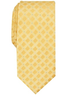 Nautica Men's Pequot Slim Grid Tie