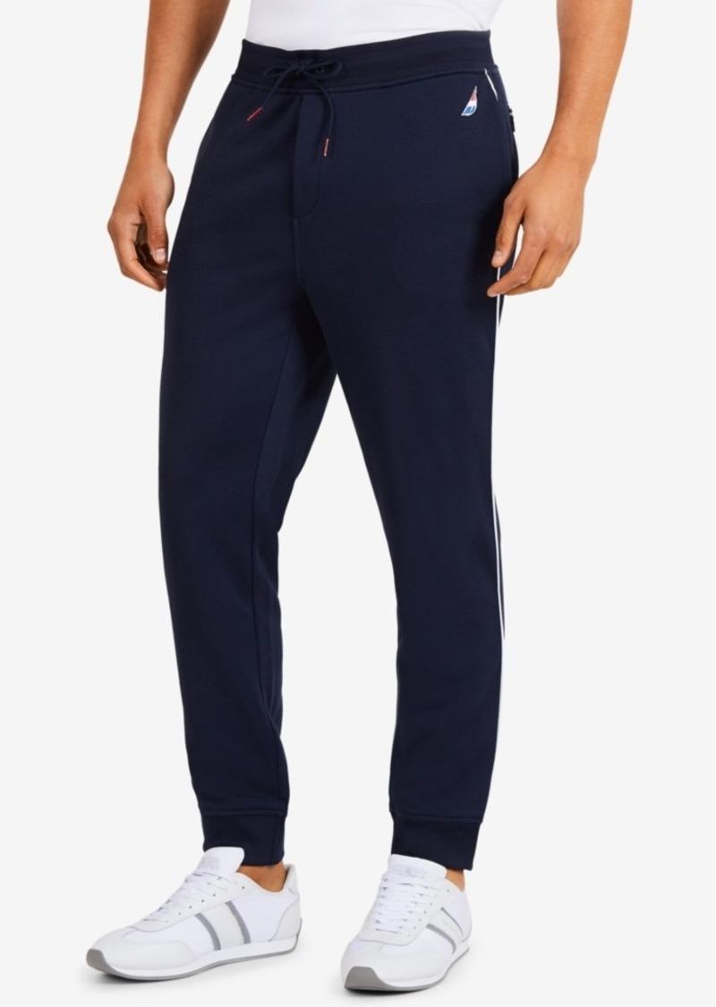 Nautica Men's Piped Track Pants