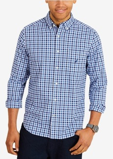 Nautica Men's Plaid Classic Fit Shirt