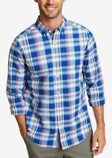 Nautica Men's Plaid Shirt
